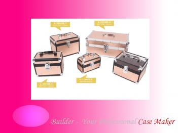 Champagne Series Cosmetic Case