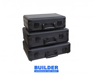 3 in 1 Tool Case (All Black)