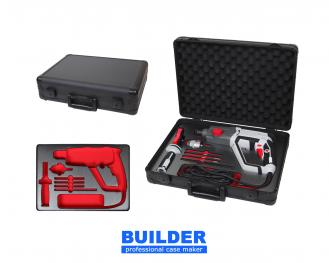 Ultra-Thin Electric Drill Set Case